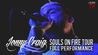 Jonny Craig - FULL SET! LIVE! Souls On Fire Tour (Ace Of Spades: Sacramento, CA)