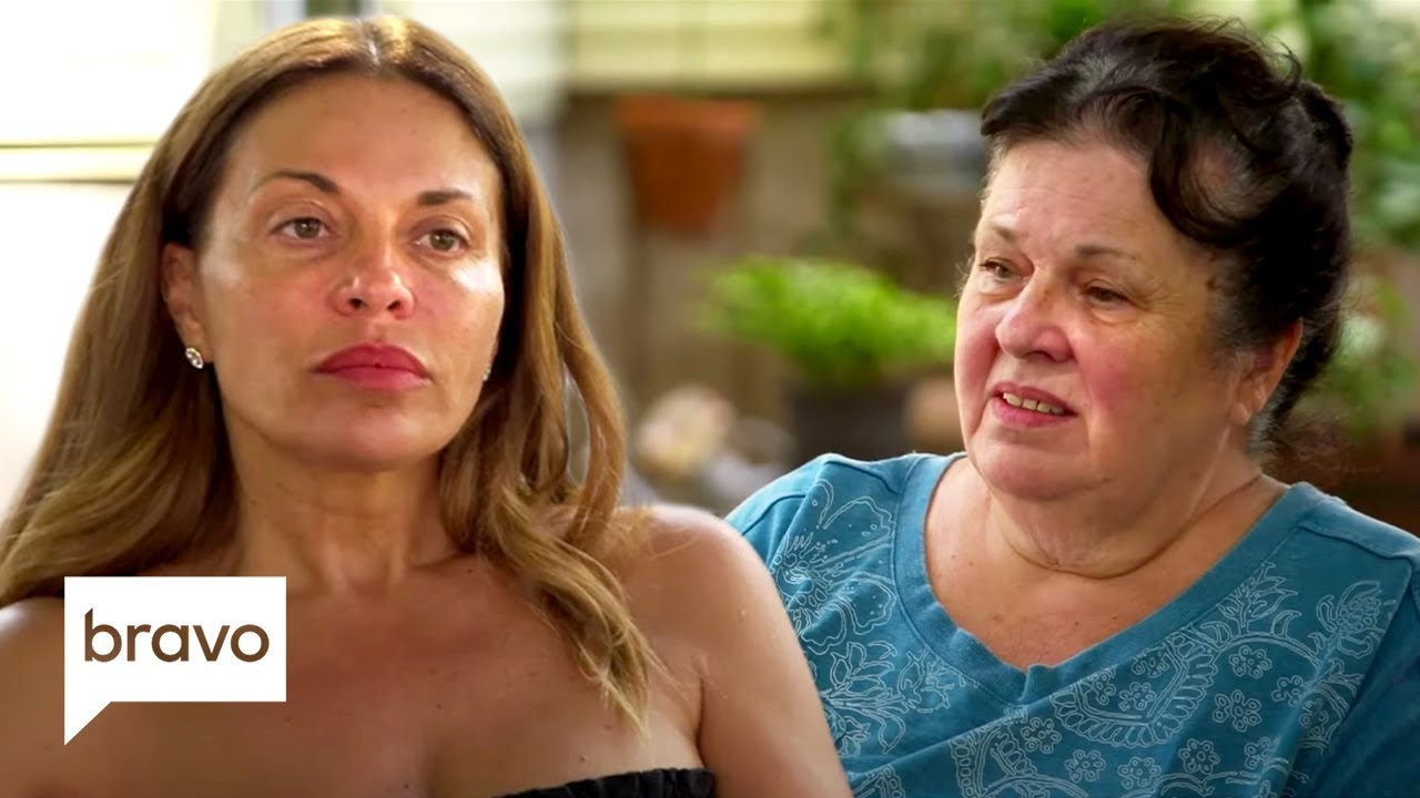 Dolores Catania Opens up to Her Mother About Her Relationship | RHONJ Highlights (S11 Ep2)