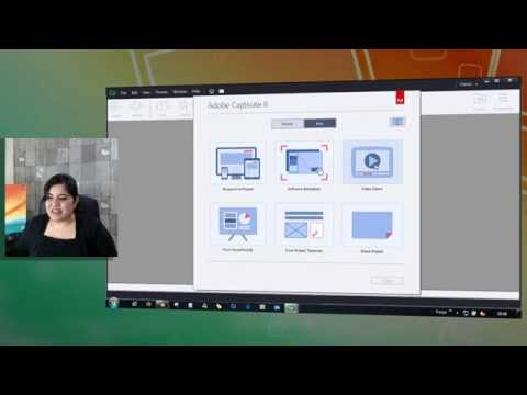 Introduction to Adobe Captivate 8