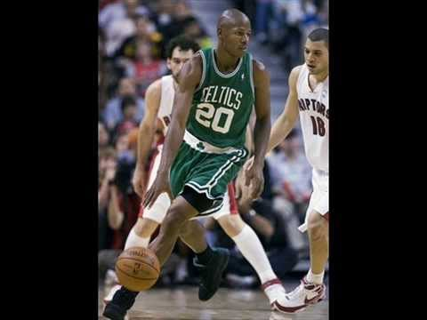 Tribute to The 2007-2008 Boston Celtics Starting Five