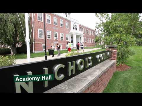 Nichols College Virtual Tour 2013