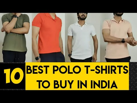 Best Polo Tshirt Collection Ever!| Indian Mens Fashion 2020