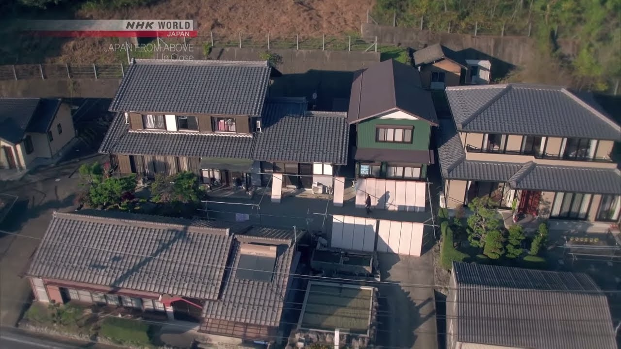 Photo of Fibers of Tradition [Gifu] – JAPAN FROM ABOVE: UP CLOSE – video