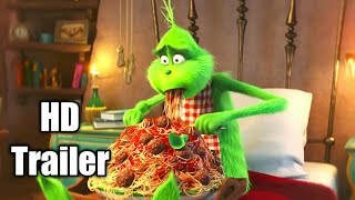 THE GRINCH Official Trailer 3 2018 Benedict Cumberbatch Animated Movie HD