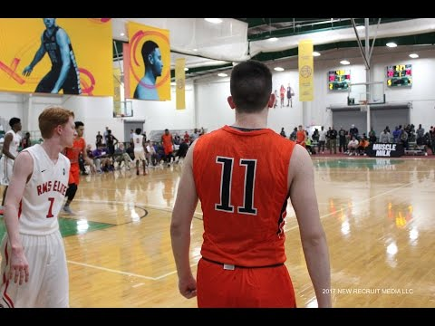 New Recruit Media LLC presents: 6'2 SG Joe Girard lll 2018, 2017 NIKE EYBL Session 1&2 Highlights