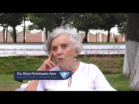 UICUI- Entrevista a la Dra. Elena Poniatowska