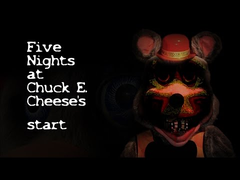 FIVE NIGHTS AT CHUCK E. CHEESE'S (NEW HORROR GAME) Coming soon! thumbnail