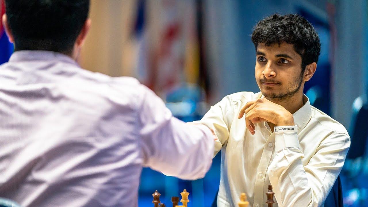 A bad bishop, World Cup Quarterfinals, Elo:2732 and World no.20 | Durarbayli vs Vidit Gujrathi