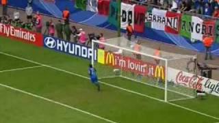 Mondiale 2006 - Italia vs Rep Checa - Inzaghi 2-0 (HQ)
