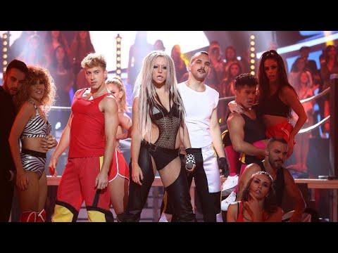 Mimi imita a Christina Aguilera en 'Dirrty' - Tu Cara Me Suena