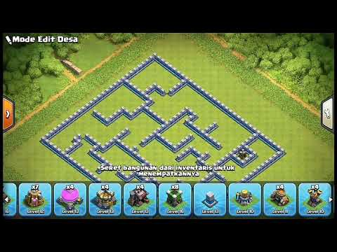 Base War Th 12 Unik 9