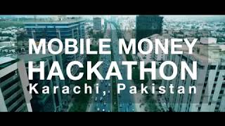The GSMA Mobile Money Hackathon, Karachi, Pakistan October 2017