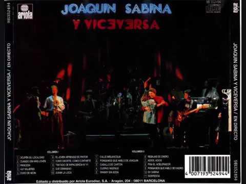 Ocupen su localidad   Joaquin Sabina y Viceversa
