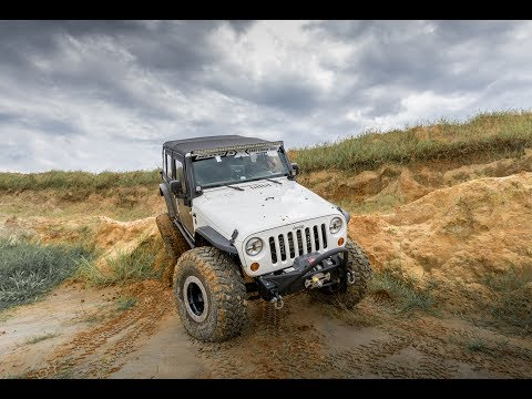 MCE Jeep Wrangler JK Narrow Width Fenders