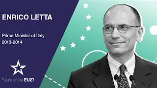 Enrico letta - confronting coronavirus: italy and the future of europe