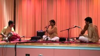 Baaro Krishnayya in Ragamalika by Flute Raman
