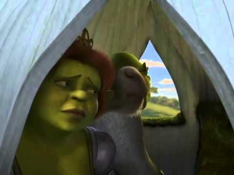 shrek lne emmerde shrek - Shrek Ane