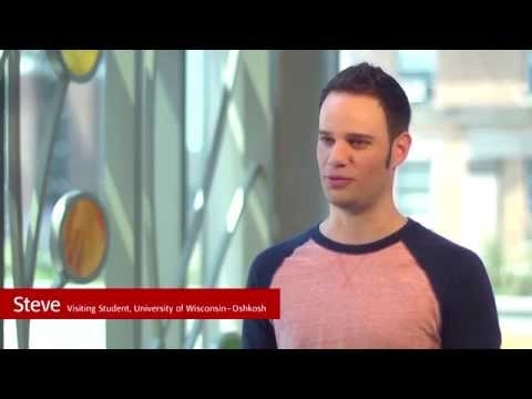 Steve's Summer Term Experience at the University of Wisconsin-Madison