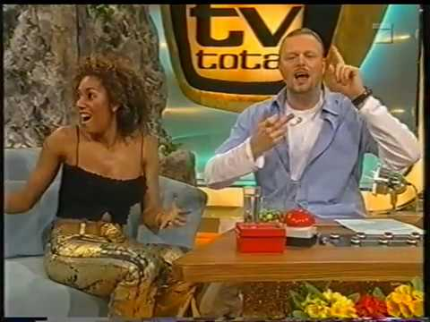 Melanie B - TV Total Germany Interview 2000