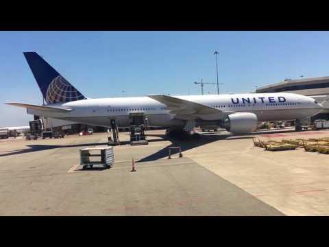 United 414 SFO-EWR   Trip Report w/Rejected Takeoff