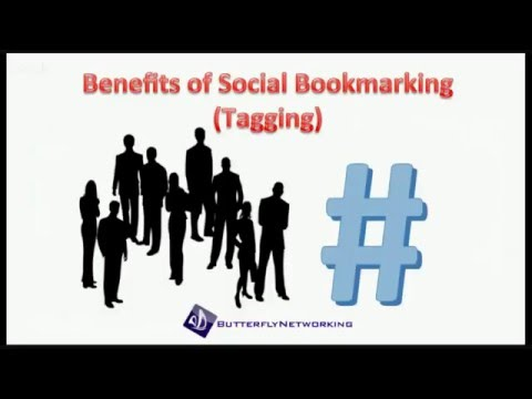 Easy Social Bookmarking for You in Plain English
