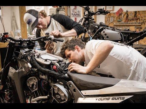 Borderline Boys - Behind the scenes at...
