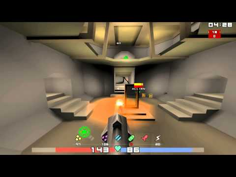Quake 1/QuakeWorld: gt's brazilian dm6 game