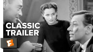 Background to Danger (1943) Official Trailer - George Raft, Brenda Marshall Movie HD