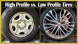 High Profile Tires vs. Low Profile Tires | Did You Know? Segment: Episode 5