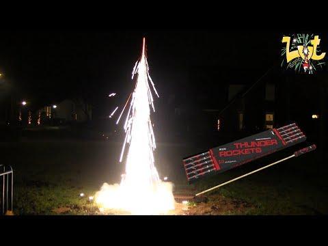 JR101 Thunder Rockets