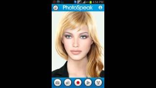 photo talk apps Android