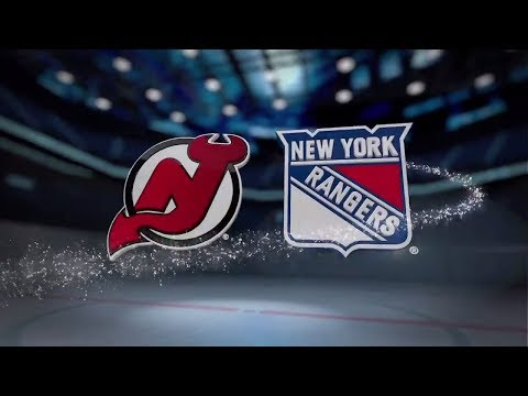 New Jersey Devils vs New York Rangers - October 14, 2017 | Game Highlights | NHL 2017/18.Обзор матча