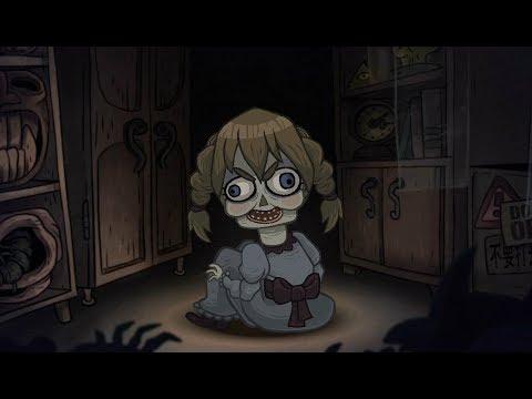 Троллим ужастики - Troll Face Quest Horror