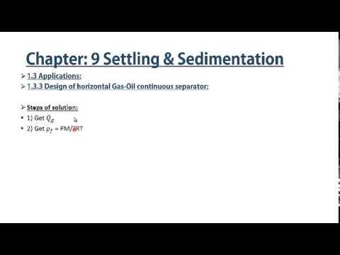 Chapter 9 - Settling (2)