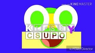 Klasky Csupo Robot Big Screen Remake Green Screen