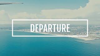 DEPARTURE 去西班牙留學啦!