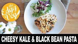 Black Bean & Kale Pasta VEGAN