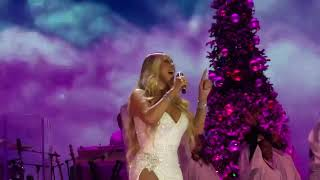 Joy to the world Mariah Carey live in Madrid Wizink 17.12.2018 Video