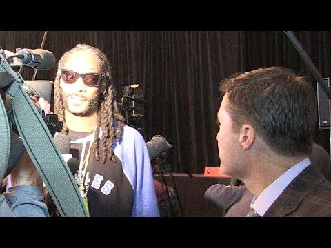 Snoop Crashes Broncos Party