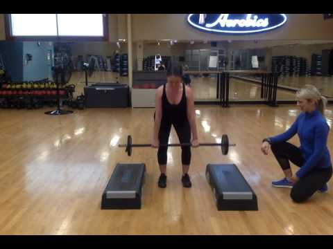 Sydney Smith - Progressive Resistance Training Part 2