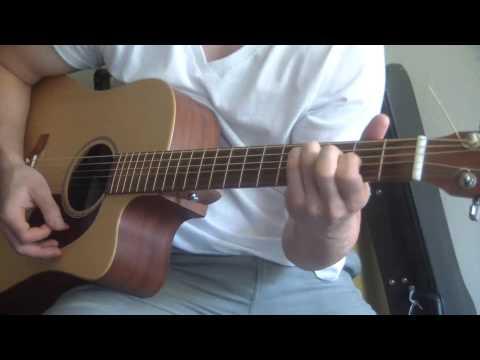 The Allman Brothers - Melissa Guitar Tutorial (Chords, Strumming Pattern)