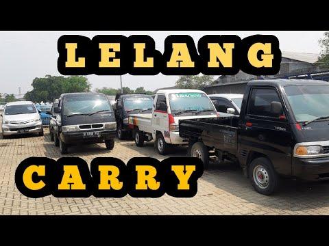 Daftar Harga Carry Pick Up Bekas Murah Di Lelangan Mobil Youtube