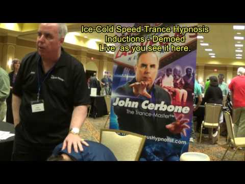 John Cerbone's Speed Trance Induction of the week – 37
