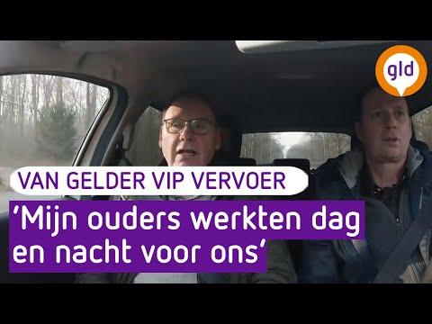 Van Gelder VIP Vervoer 31 maart 2018 - Jan de Hoop