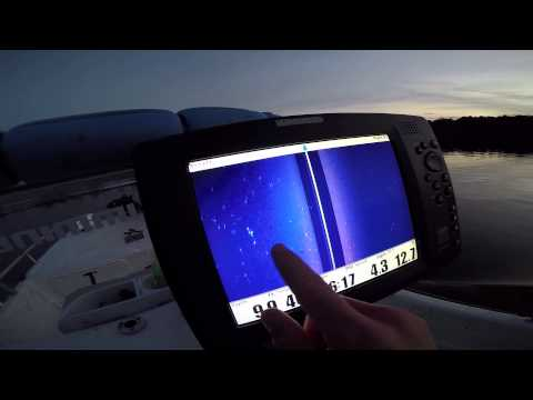 how to find fish with side imaging sonar - big cat fever - youtube, Fish Finder