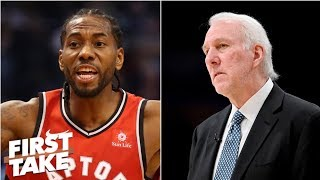Spurs should have done everything to keep Kawhi Leonard - Stephen A.   First Take