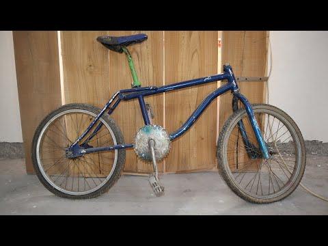MY WAY TO RESTORATION BIKE 🚲 GT PRO BMX BICYCLE thumbnail