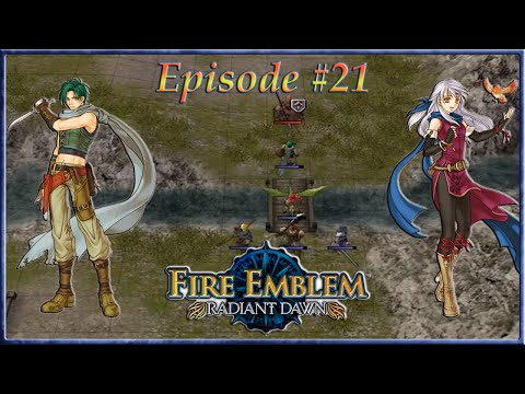 Fire Emblem: Radiant Dawn - Dwindling Enemies, Standard Near Raised - Episode 21