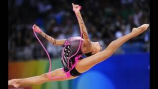 Художественная гимнастика.Очень красиво