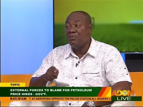 External forces to blame for petroleum price hikes - Badwam Mpensenpensenmu on Adom TV (28-9-17)